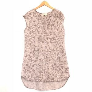 Cloth & Stone Anthropologie Floral Tunic Dress